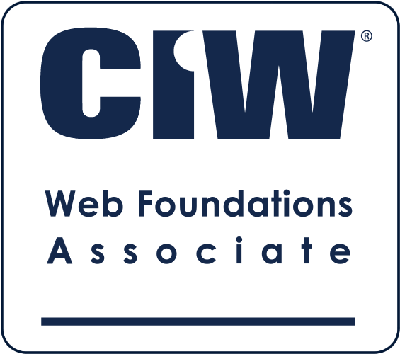 CIW Web Foundations Associate