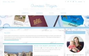 Charissa Meijer 2019 reizen pagina