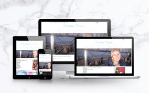 Charissa Meijer responsive website