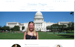 Charissa Meijer website 2019