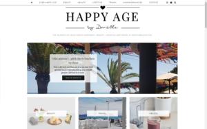 Happy Age website