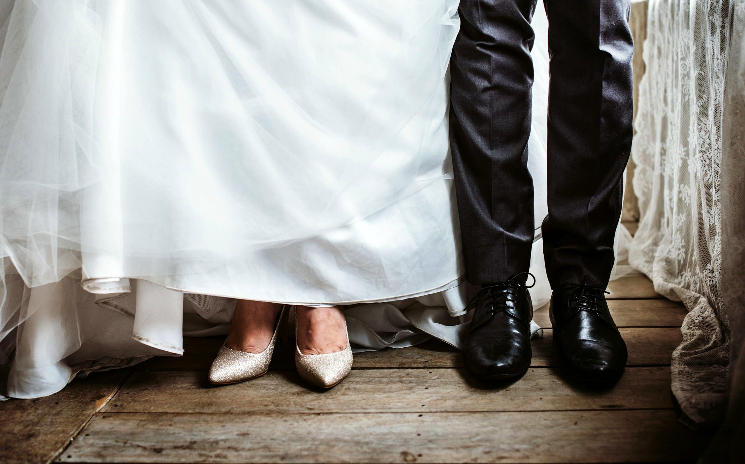 Jouw trouwjurk/pak is toch ook op maat?