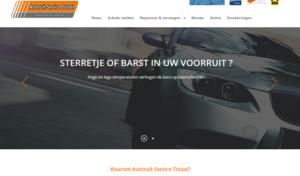 Screenshot autoruitservicetotaal.nl 2015